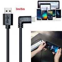 Für Oculus Quest Link Ladekabel USB3.1 USB-C TypeC Data Kabel Ladegerät 60W 3/5M