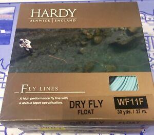 Hardy Dry Fly WF11F  Fly Line