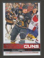 (72443) 2012-13 UPPER DECK YOUNG GUNS TRAVIS TURNBULL #207 RC