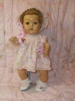 """Beautiful Vintage 16"""" Effanbee Dy-Dee Baby Doll"""
