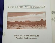The Land, the People: Navajo Tribal Museum SC Early Cultures Weaving Catalogue
