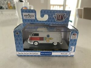 2018 Castline M2 Machines 1960 VW Delivery Van USA Model Limited Edition
