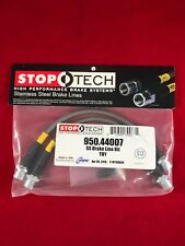 STOPTECH STAINLESS STEEL FRONT BRAKE LINE 95-18 TOYOTA 4 RUNNER  950.44007