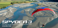 Ozone Spyder 3 Power Glider for Paramotoring, PPG, Powered Paraglider