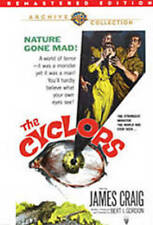 THE CYCLOPS NEW DVD