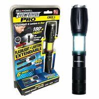 Bell+Howell TacLight Pro ELITE CREE LED Flashlight & Lantern 2-n-1 AS SEEN ON TV