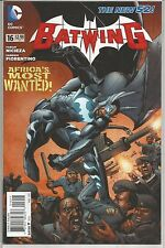 Batwing : DC Comic book #16 : The New 52 Collection