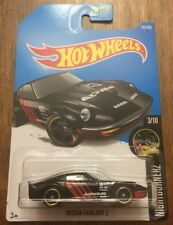 1/64 Hot Wheels Nissan Fairlady Z NightBurnerz NIP