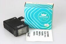 Duolux Systemblitz für Polaroid SE 2000, 3000 in OVP mit Anleitung