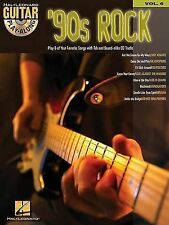 NEW '90s Rock: Guitar Play-Along Volume 6 by Hal Leonard Corp.