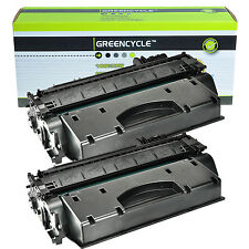 2PK CE505A 05A High Yield Toner Cartridge Generic For HP LaserJet P2035n P2050