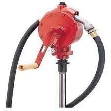 PUMP - OIL & FUEL TRANSFER - Rotary - Drum Mount - Industrial Duty Grade