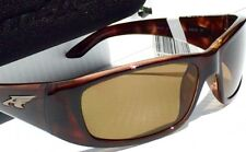 NEW* Arnette QUICK DRAW Tortoise Sport w POLARIZED Brown lens Sunglass 4178