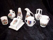 Ornament Decorative Unmarked Porcelain & China Pieces