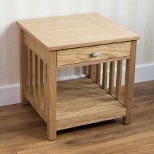 Ashton Lamp Table 1 Drawer End Hallway Cabinet Side Desk Bedroom Furniture