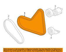 VW VOLKSWAGEN OEM 11-13 Jetta-Serpentine Drive Fan Belt 07K145933F