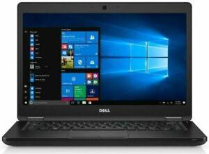 Dell Latitude 5480 14 Inches (8GB, Intel Core i5 7th Gen., 2.5 GHz, 500GB)...