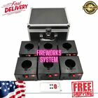 6 Cues Cold Fireworks firing system Fountain Wireless Remote Control