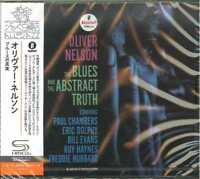OLIVER NELSON-THE BLUES AND THE ABSTRACT TRUTH -JAPAN SHM-CD C94