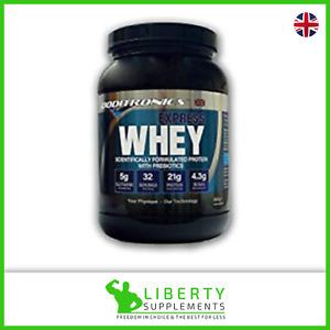 Boditronics Express Whey Protein Powder - 900g - Expired [ Various ]