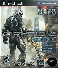 Crysis 2 -- Limited Edition (Sony PlayStation 3, 2011)
