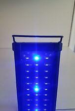 """48"""" 0.5W 156 LED Aquarium Light Multi-Color Full Spectrum Lamp  adjustable Clips"""