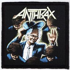 ANTHRAX PATCH / SPEED-THRASH-BLACK-DEATH METAL