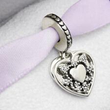 New Authentic Pandora Charm My Wife Always Sterling Silver Dangle 792099CZ