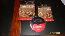 DVD nr. 36 VOYAGER AI CONFINI DELLA CONOSCENZA Simboli MAYA nei cerchi nel grano