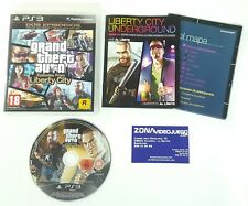 Grand Theft Auto Episodes from Liberty City, Playstation 3, Pal-Esp.