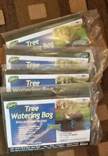 LOT of 4 - Dalen Tree Watering Bags Drip Irrigation Slow Release Root System