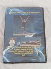 Yoga For Cystic Fibrosis  (DVD, 2012) Cynthia Epstein New