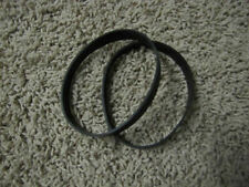 2 Belts for Amway ClearTrak Vacuum Cleaner models 1000, CMS1000 & CMS2000