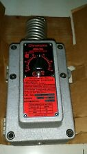 Chromalox WR-80EP Thermostat For Hazardous Locations 40°F to 90°F NSIB