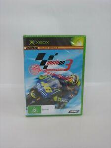 MOTO GP 3 XBOX Original Brand New and sealed.(100% PAL GAME AUS ).
