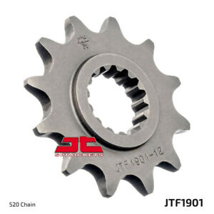 Front Steel Countershaft Sprocket - 11 Tooth 520 JT Sprockets JTF1901.11