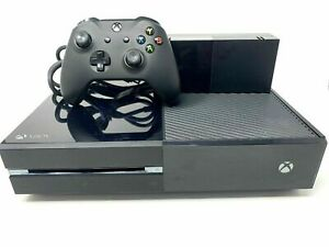 Microsoft Xbox One 500GB Black Console Bundle with Wireless Controller & 2 Games