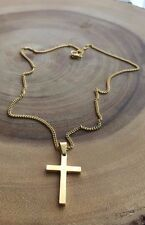 jewelry, unisex cross, small cross Cross pendant, Catholic jewelry, Christian
