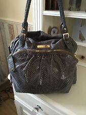 River Island Snakeskin Synthetic Outer Handbags