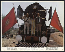 CHARLES BRONSON MICHELE MERCIER TONY CURTIS LOCOMOTIVE You Can´t Win Em All '70
