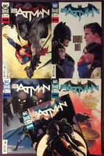 Batman #36 to #40 (DC 2018) 5 x issues.
