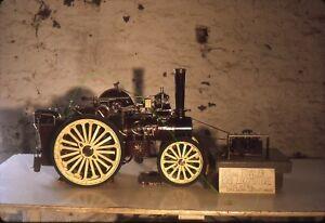 Model Traction Engines and Fairground Organs, 10 Original Slides
