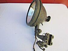 Vintage S & M Lamp Co. No. 80 Spot Light Search Light Lamp
