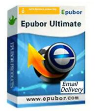 Epubor Ultimate Converter 3 {Lifetime License Key} ✔ Fast Deliver