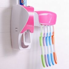 Automatic Toothpaste Dispenser wit 5 Toothbrush Holder bathroom use Diwali Offer