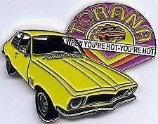 GTR XU1  Torana  lapel pin badge.   C040801