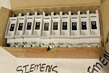 SIEMENS G1A-5SN1 CIRCUIT BREAKER 1 POLE 220/380V~240/415V BOX OF 10