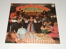 Oberkrainer Sextett Janes Kalsek - LP - Oberkrainer Polka Fest - Philips 6305226