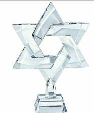 *Nib* Swarovski Star Of David Crystal Figurine #5373608