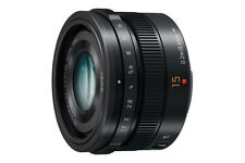 Panasonic Lumix G 15mm F 1.7 Leica DG Summilux 4 Years FOWA
